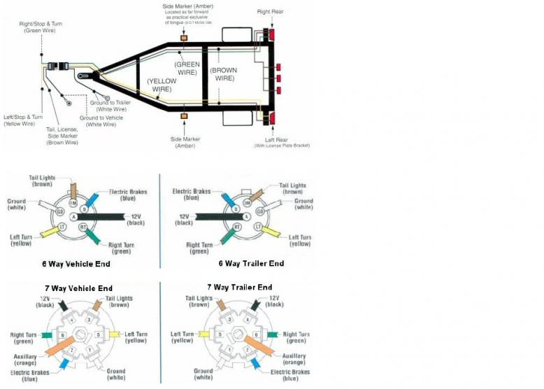 wiring diagram 4trailer com \